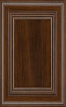 Portes en polyester mod le u 1000 for Armoire cuisine polyester