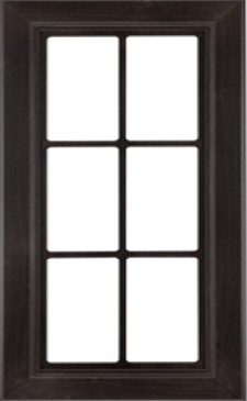 Polyester door - model U-7000-Style-A