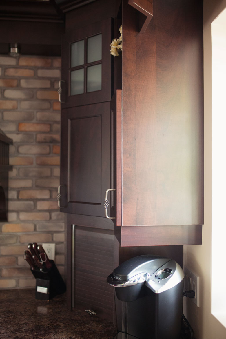 Kitchen cabinet - Architectural style